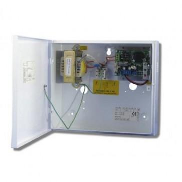 Videx SP29 Power Supplies 2 amp 12V d/c boxed + battery back up