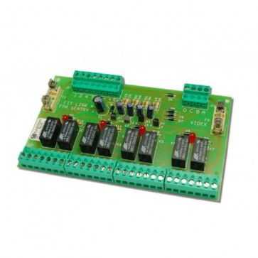 Videx SP31 Accessories  4 way isolator board pcb unboxed (4B/DC)