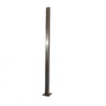 Videx SP930 Posts stainless steel Pedestrian height post 1600mm high