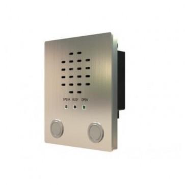 Videx VR4KAM-2/Y Speaker modules Amplifier module (2 buttons with yellow bezel)