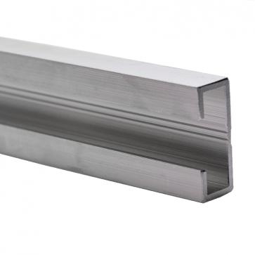 Aluminium Rail C25/SP37 (2 Metre)