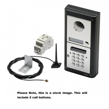 GSM4KC-2S, 4000 Series GSM Audio + Keypad - FREE UK DELIVERY