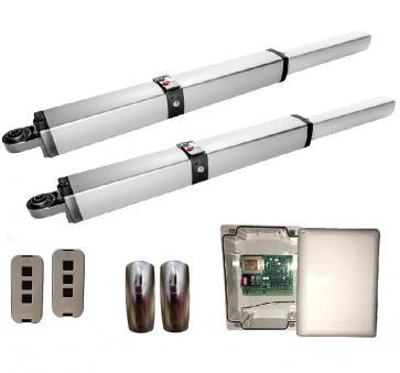 Hydraulic Intensive Ram Fast Speed 250mm stroke Double Kit