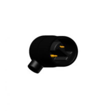 Plug With Resistor for DIY edges