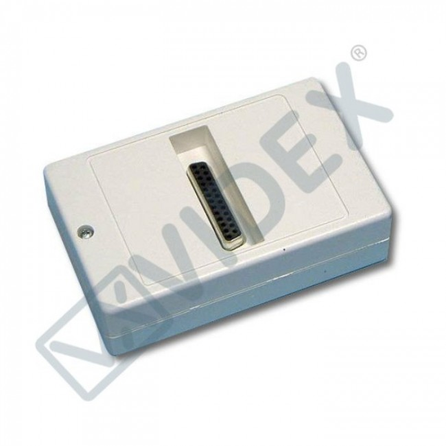 Videx 895 Audiovideo Door Entry Accessories Wall Socket For Desk