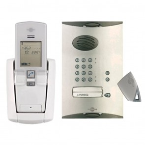 Daitem 1 Way Digital Wireless Intercom With Digital Key code