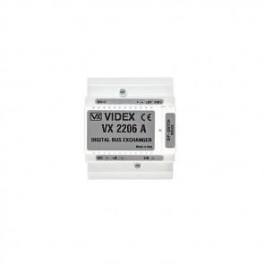 Videx 2206A Power Supplies Bus audio exchange device (SP315)