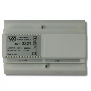 Videx 2321 ACCESSORIES FOR KRISTALLO 2 WIRE VIDEOKITS Additional power supply