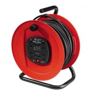 40 Metre Extension Reel ( 4 sockets )