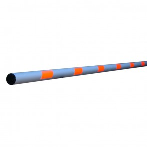 6 Metre Replacement Barrier Arm Round