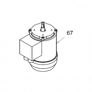 CASIT Traffic Barrier Replacement Motor
