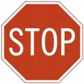 Traffic Stop Sign