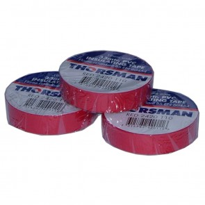 PVC Insulating Tape Red