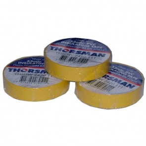 PVC Insulating Tape Yellow