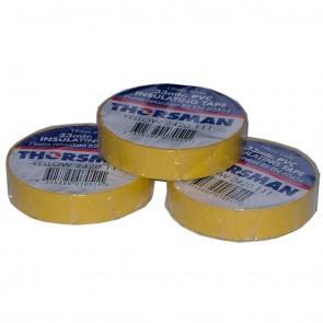 PVC Insulating Tape Yellow