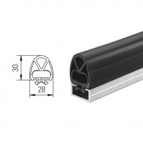 8K2 Safety Edge 1.3 Metre ( 28mm x 30mm )