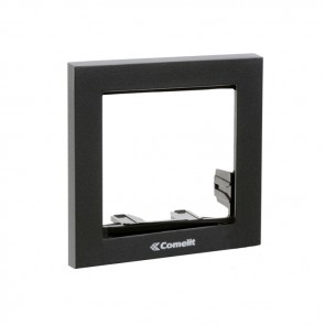 Comelit 3311/1A MODULE-HOLDER FRAME COMPLETE WITH FINISHING CORNICE