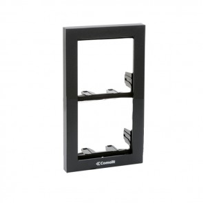 Comelit 3311/2A MODULE-HOLDER FRAME COMPLETE WITH FINISHING CORNICE
