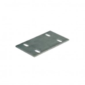 Sliding Gate Track Joint Plate