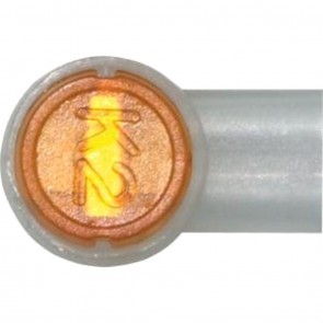 Crimp connector Gel Filled 2 Way ( Orange )
