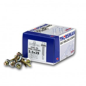 Steel to Steel Screws 5.5 x 32 3pt Max Thickness 3.5mm