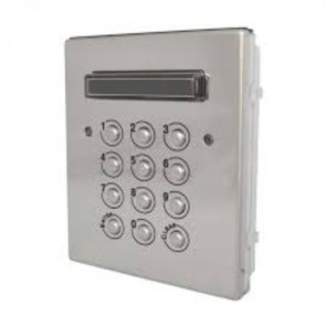 Videx 4800 Code lock, proximity, finger print and information modules 3 codes 3 relays