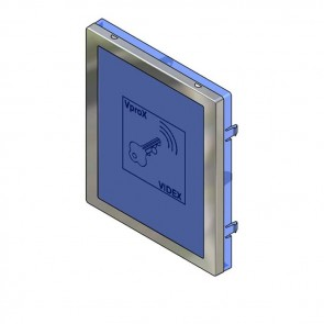 Videx 4850 Code lock, proximity, finger print and information modules Stand alone 100 card/tag module
