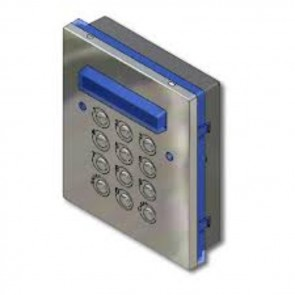 Videx 4900 Code lock, proximity, finger print and information modules 100 codes 3 relays