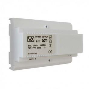 Videx 521 VIDEOKIT ACCESSORIES Power supply 12Vdc 1 amp (2C)