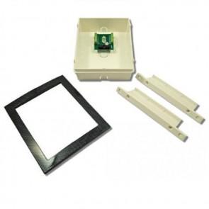 Videx 5981N/CA 5000 SERIES COLOUR VIDEO MONITORS (ECLIPSE) Carbon fibre flush kit for Eclipse handsfree videomonitor