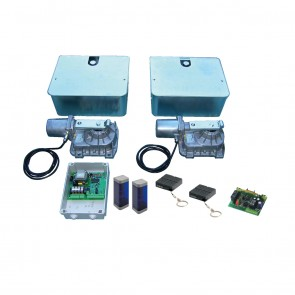 R21 Electromechanical Underground Twin Kit