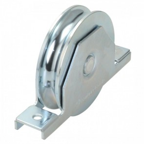 Sliding Gate Wheel For 20mm Rounded Floor Track ( 450kg )
