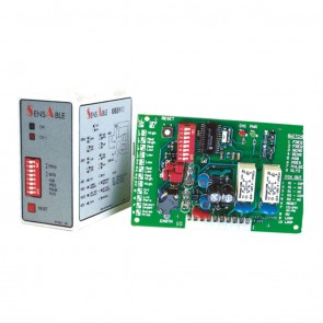 12 & 24V Ac Dc Single Channel Loop Detector - PCB Type