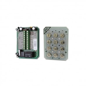 Videx EX7-TM CODE LOCK ELECTRONICS Metallic back lit keys, 4 relays, up to 99 codes 12/24V ac/dc