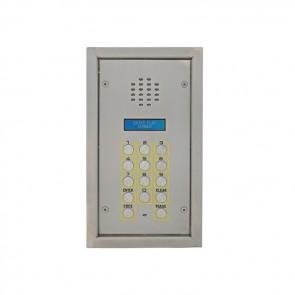 Videx SP300-1 2200 Series Vandal resistant flush digital panels Flush bezel box audio panel with DDA features