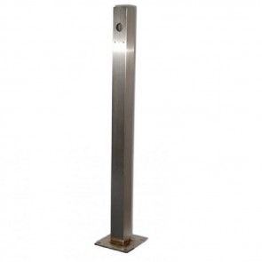 Videx SP940 Posts stainless steel Car height post 1200mm high