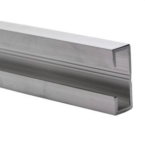Aluminium Rail C30/SP57 (2 Metre)