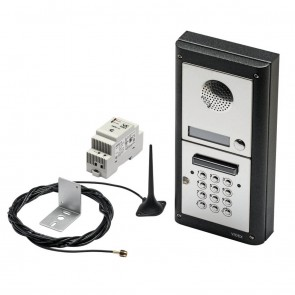 Videx 1 Way Audio GSM Kit Including Proximity And Keypad