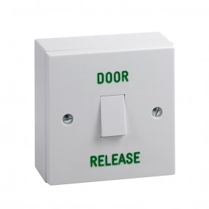 Single Gang Door Release Switch