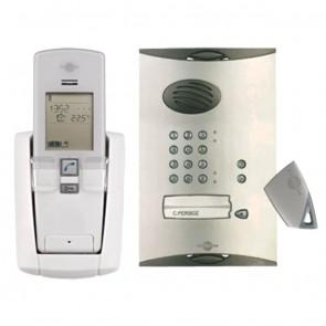 Daitem 1 Way Digital Wireless Intercom With Digital Key code