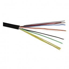 Drop Wire 14B Polyethylene Sheathed