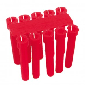 Wall Plugs ( Red )