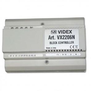 Videx 2206N Power Supplies Bus Audio/Video Exchange device (180 units/riser)