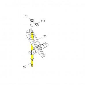 CASIT Traffic Barrier BIV / BV / BM Drive Screw ( 20mm )