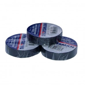 PVC Insulating Tape Black