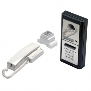 Videx 1 Way Intercom With Code lock Surface Mount Kit