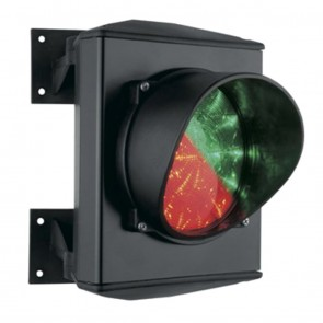 LED Single Lens Traffic Light