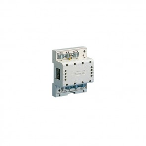 Comelit 4555/A VIDEO DISTRIBUTOR, 1 INPUT, 4 OUTPUTS, 12V DC POWER SUPPLY,.