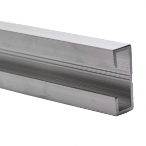 Aluminium Rail C30/SP57-2/SP67-2 (2 Metre)
