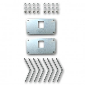 DCA200-1 Photocell Post  Foundation Plate